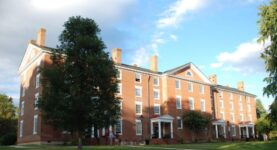 Cushing Hall, Hampden-Sydney College