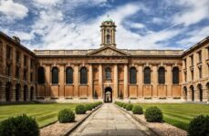 Oxford University offers a Broadening Horizons program