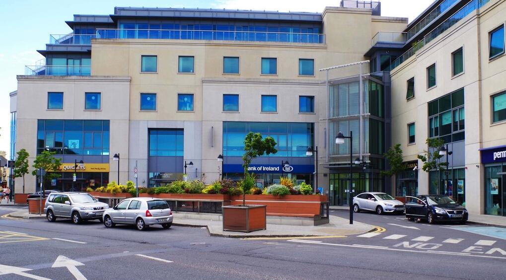 Bank of Ireland branch in Carlow