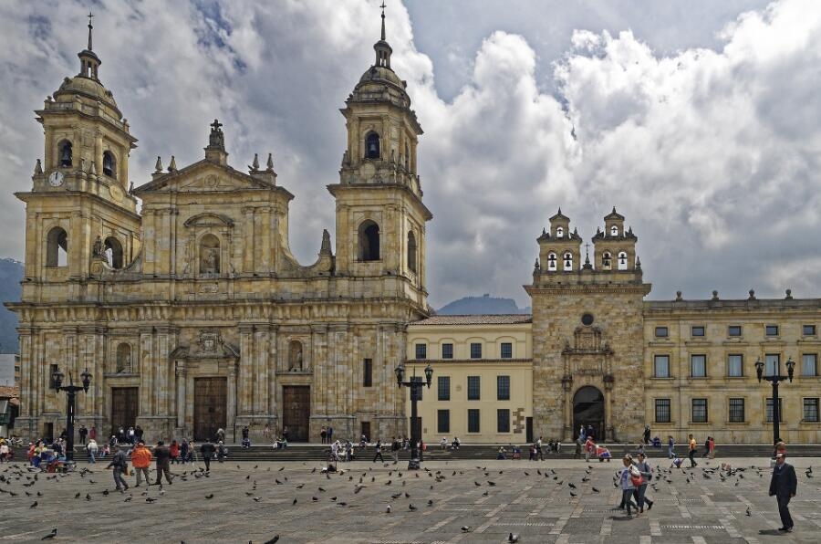 Best cities to study in Colombia - Bogota