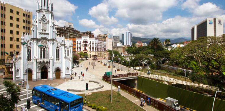 Best cities to study in Colombia - Cali