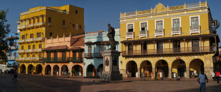 Best cities to study in Colombia - Cartagena