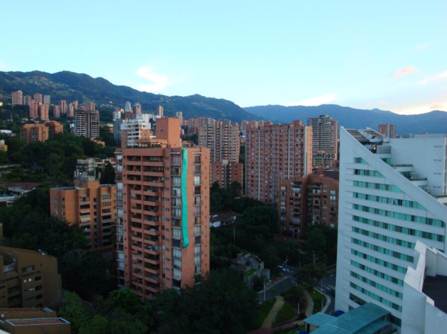 Best cities to study in Colombia - Medellín