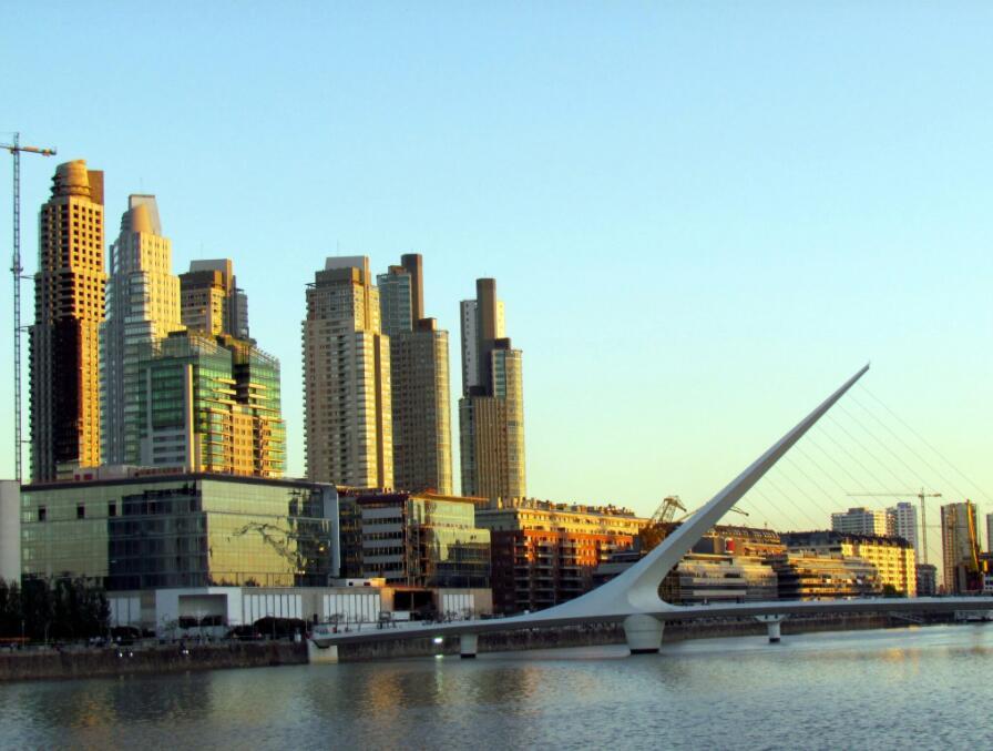 Best neighborhoods in Buenos Aires - Puerto Madero
