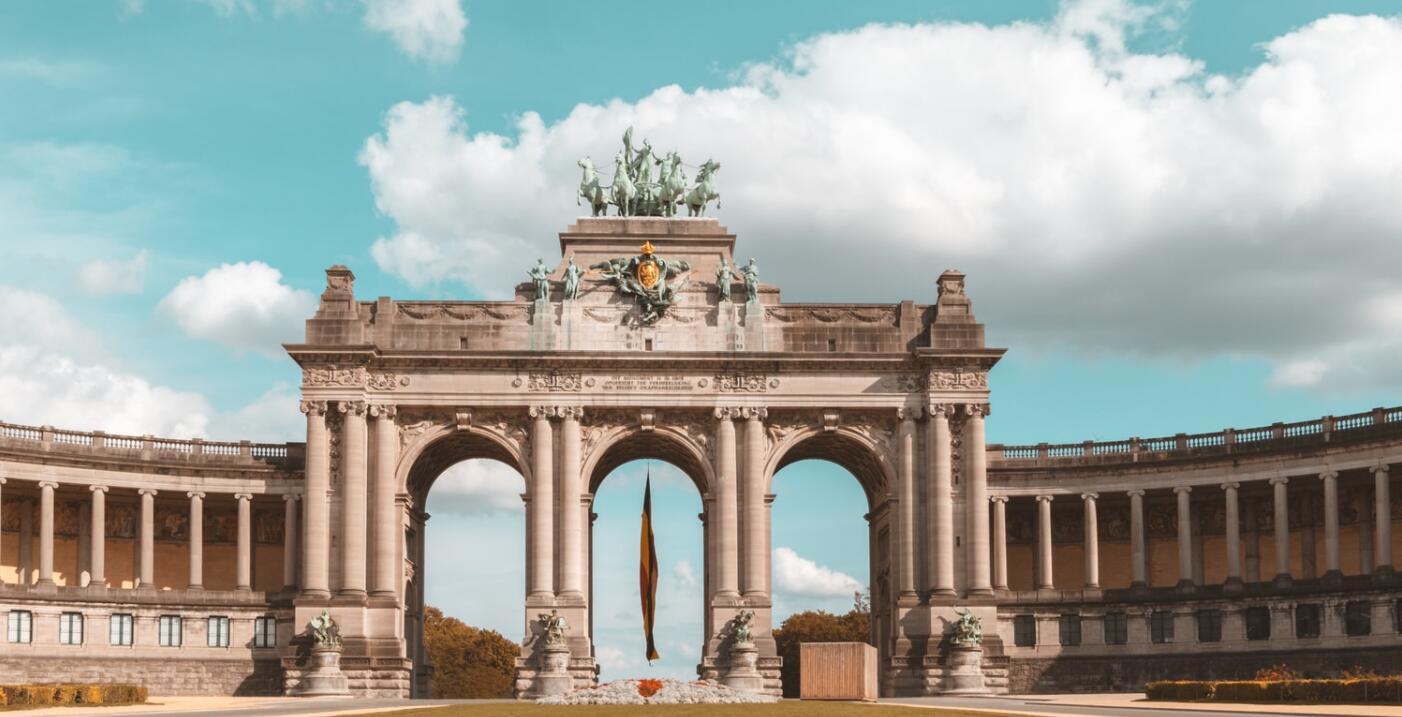 Brussels, capital of Belgium