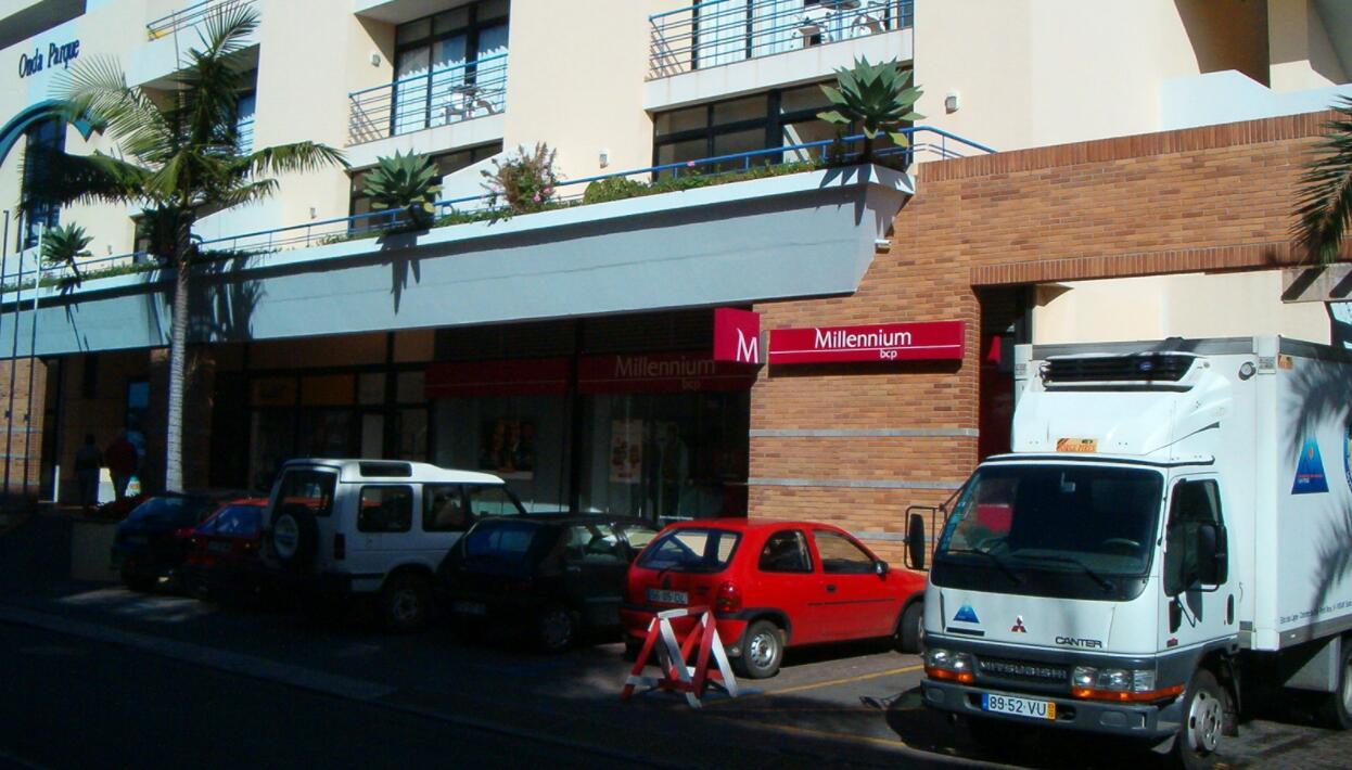 Millennium bcp branch in Calheta, Madeira