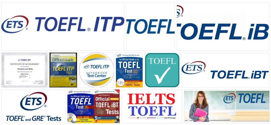 Test Of English as a Foreign Language - TOEFL