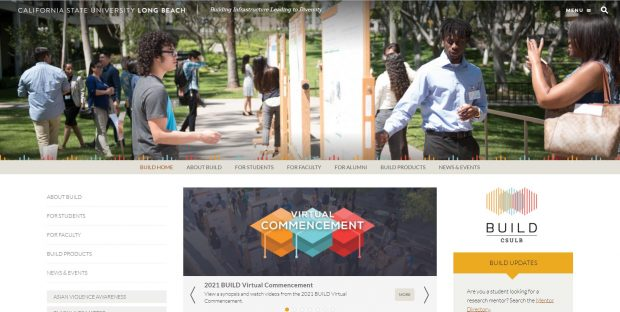 CSULB Building Infrastructure Leading to Diversity