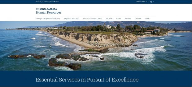 UCSB Human Resources