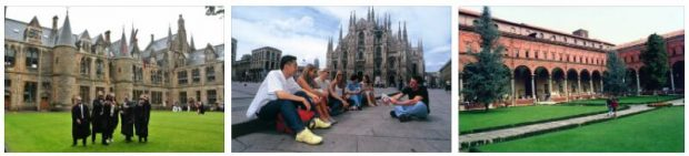Semester Abroad in Italy