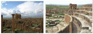 Roman Ruins of Timgad (World Heritage)