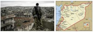 Syria Territory